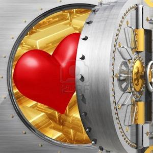 Heart in a vault