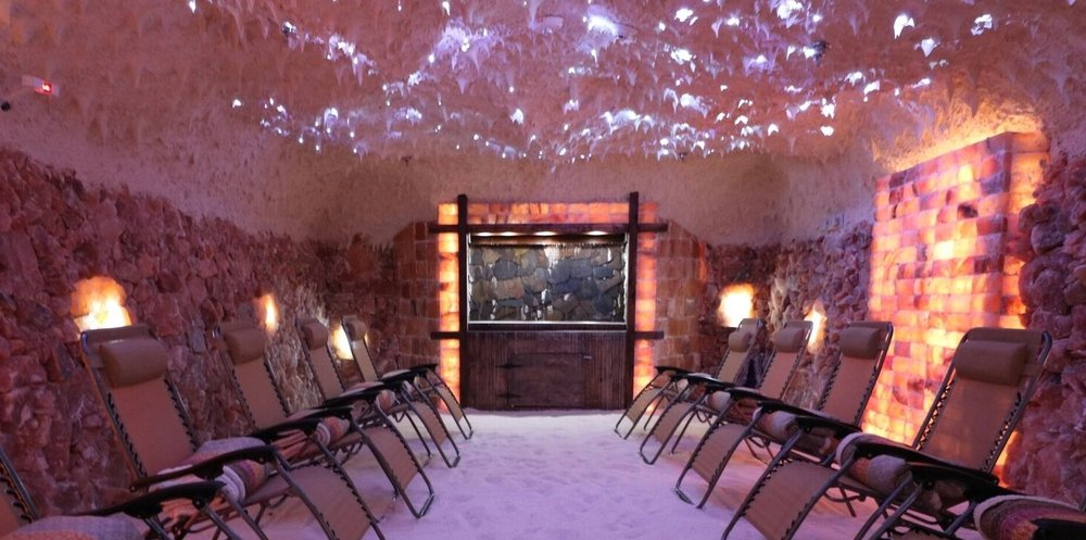 Take Time for You and enjoy Multi-dimensional healing session at Roslyn Salt Cave with Tildet.