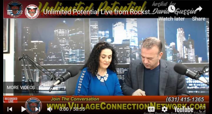 Tildet Varon - Unlimited Potential Online TV Show